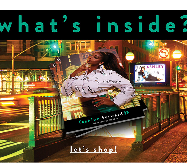 Fashion Forward>> Whats inside? - Shop Now