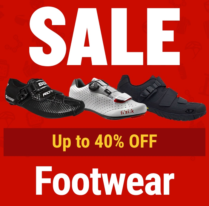SALE Up to 40% OFF Footwear