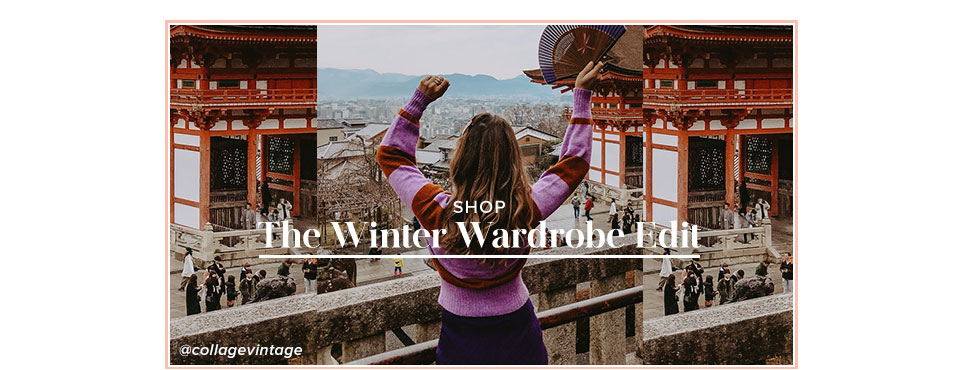 Shop the Winter Wardrobe Edit