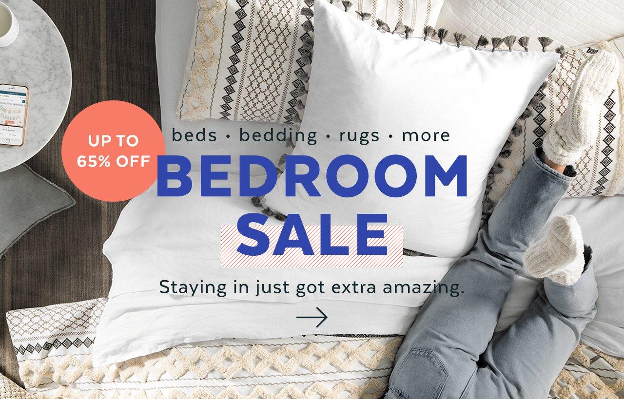 Bedroom / Bedding Sale