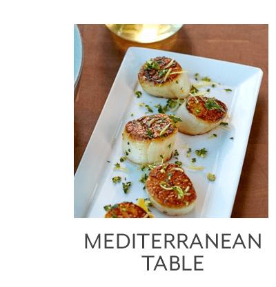 Class - Mediterranean Table