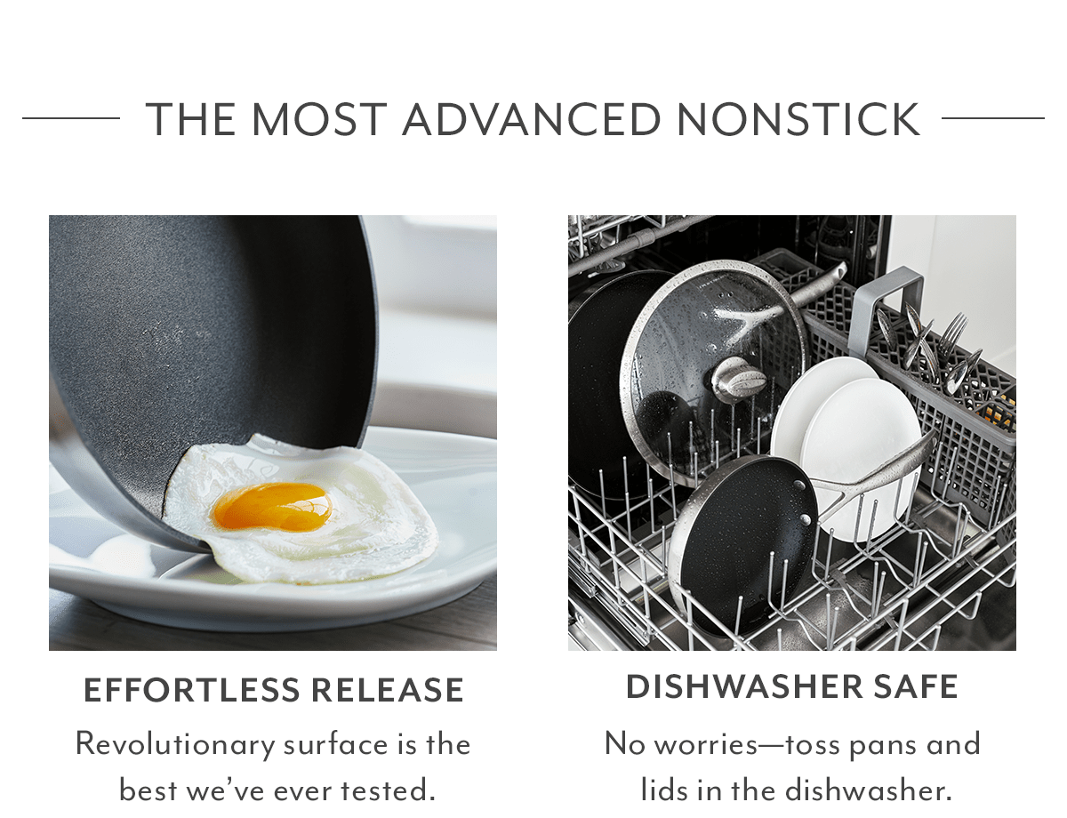 The Most Advanced Nonstick