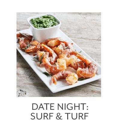 Class - Date Night • Surf & Turf