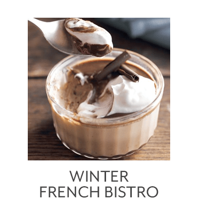 Class - Winter French Bistro