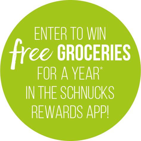 Schnuck Markets, Inc : Enter to Win FREE Groceries for a