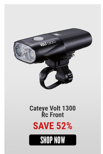 Cateye Volt 1300 Rc Front