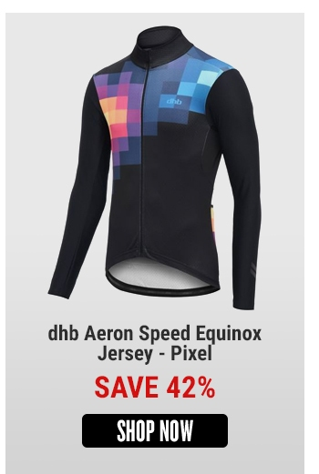 dhb Aeron Speed Equinox Jersey - Pixel