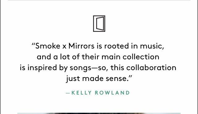 By eyewear brand Smoke x Mirrors.