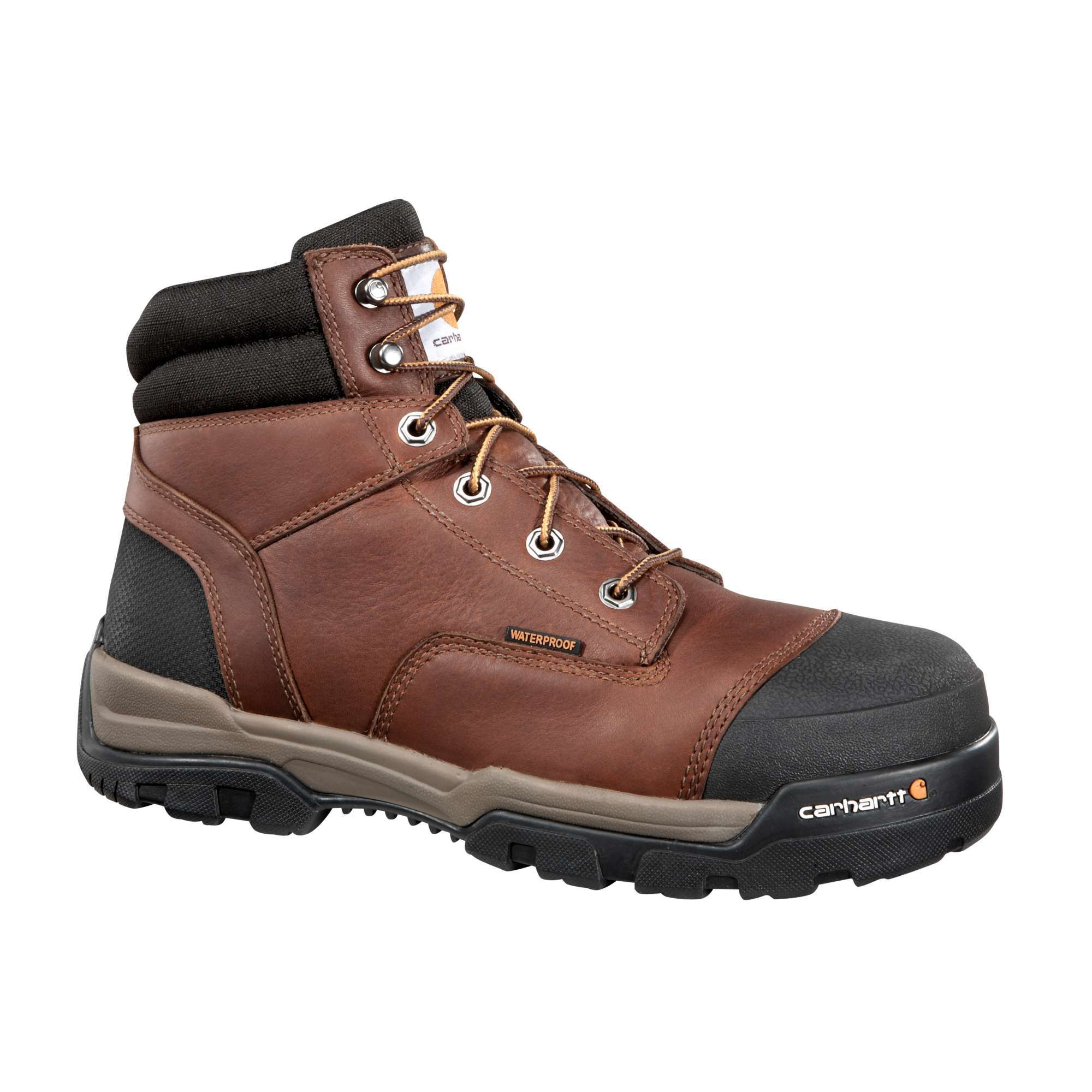 MEN'S GROUND FORCE 6-INCH COMPOSITE TOE WORK BOOT