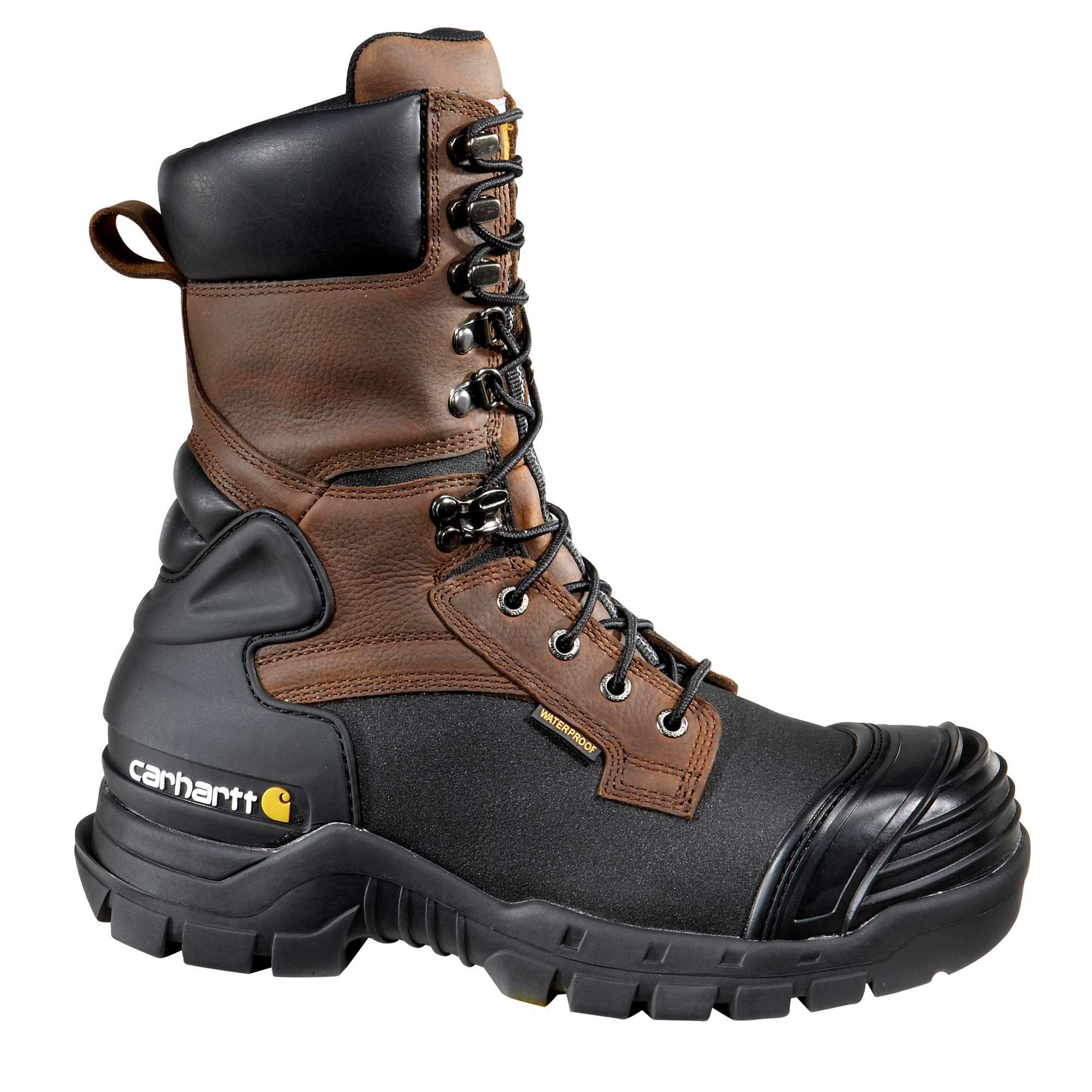 MEN'S 10-INCH INSULATED COMPOSITE TOE PAC BOOT