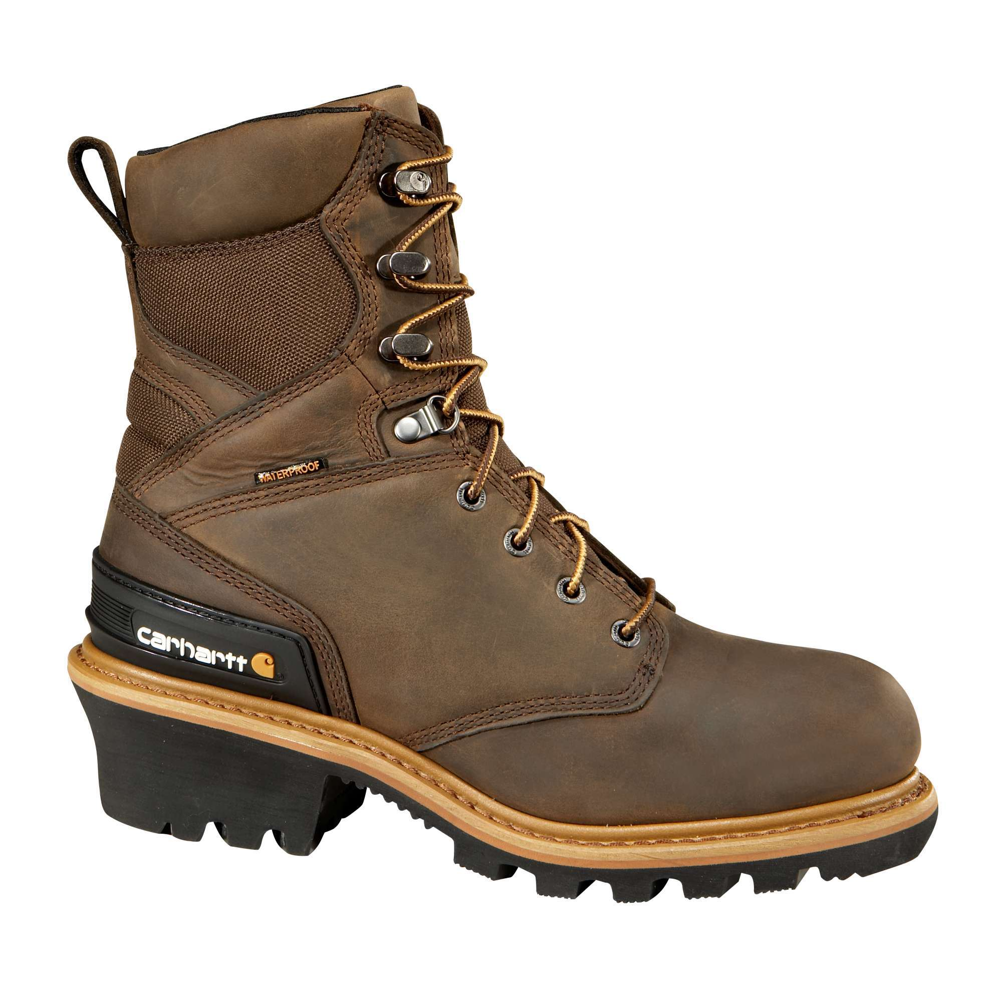 MEN'S 8-INCH INSULATED COMPOSITE TOE CLIMBING BOOT