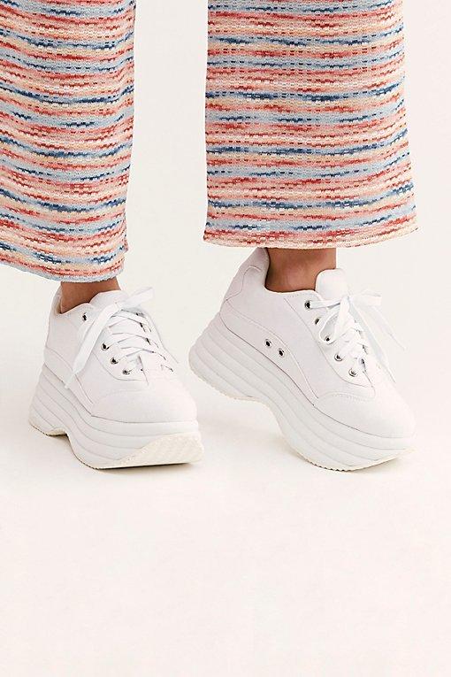 Sloan Flatform Sneaker