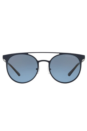 LADIES SUNGLASSES IN MATTE NAVY AND ...
