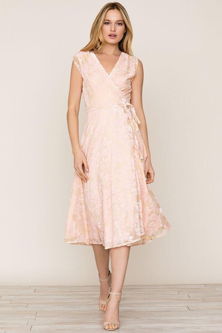 Image of Prince Street Velvet Dress
