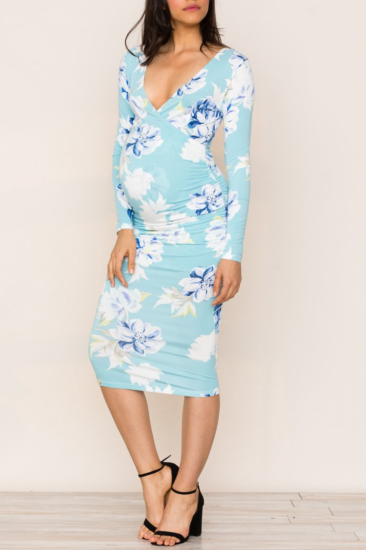 Image of 5th Ave Maternity Dress