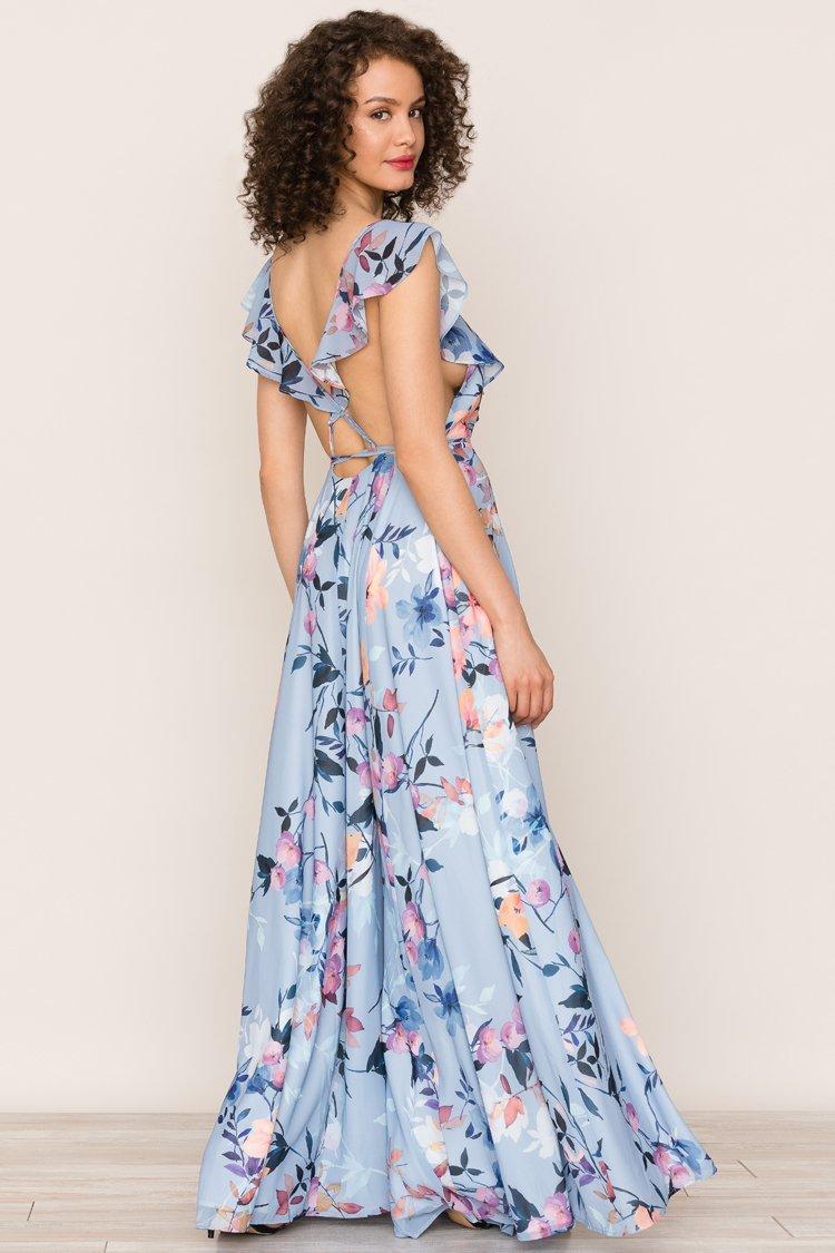 Image of Full Bloom Maxi Dress