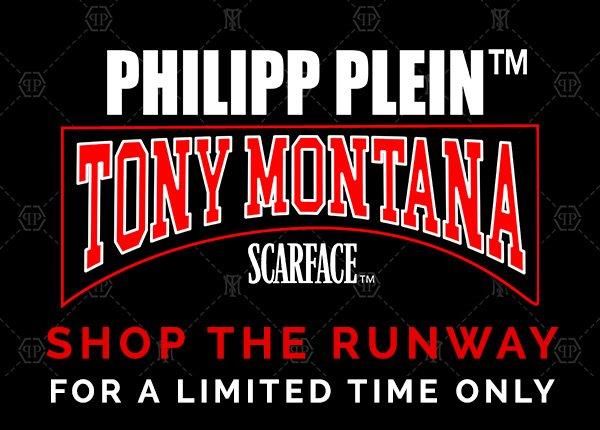buy online b0feb 9e0d0 Philipp Plein: Shop the runway   Scarface Exclusive Capsule ...