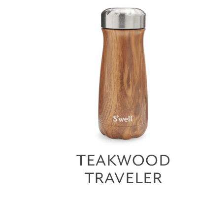 S'well Teakwood Traveler