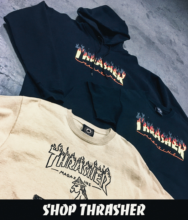 16e130c110 West49: Thrasher - New Drop! | Milled