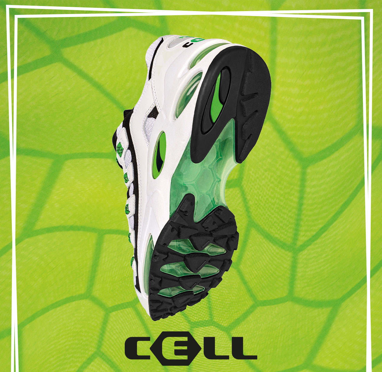Puma: CELL. Since '98. | Milled