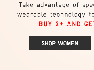 BUY 2+ AND GET $5 OFF EACH - SHOP WOMEN