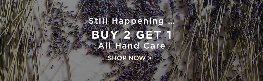buy 2 get 1 free hand care