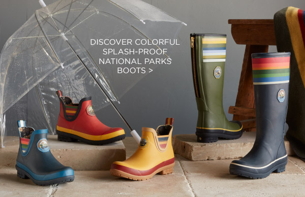 Nationak Parks Boots