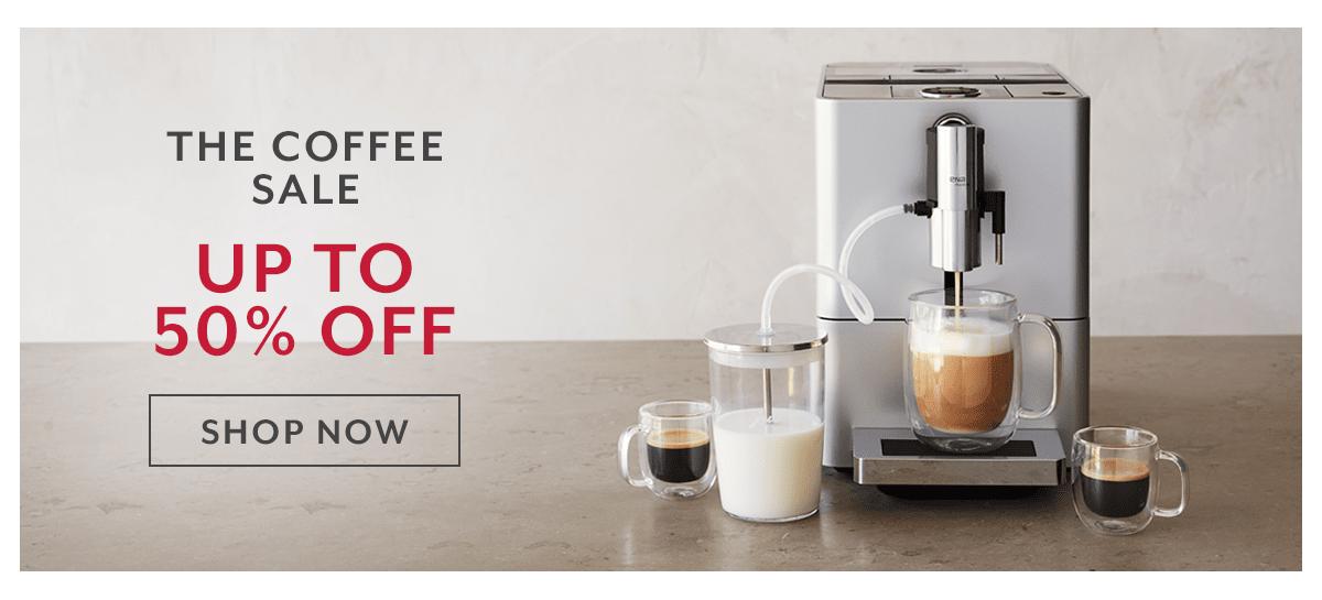 The Coffee Sale