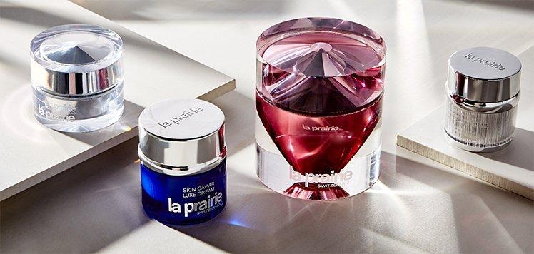 La Prairie & More Skincare