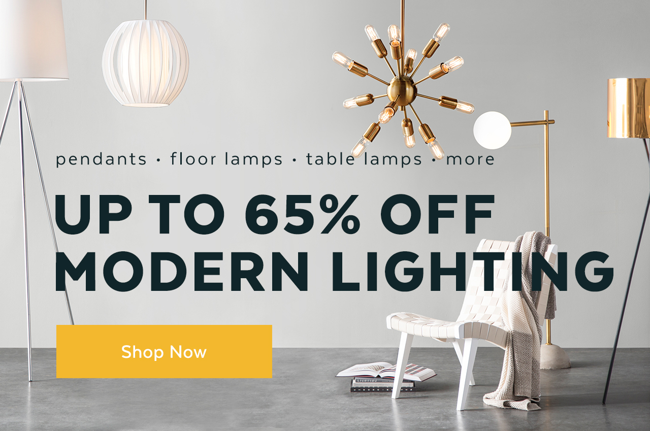 January Lighting Sale