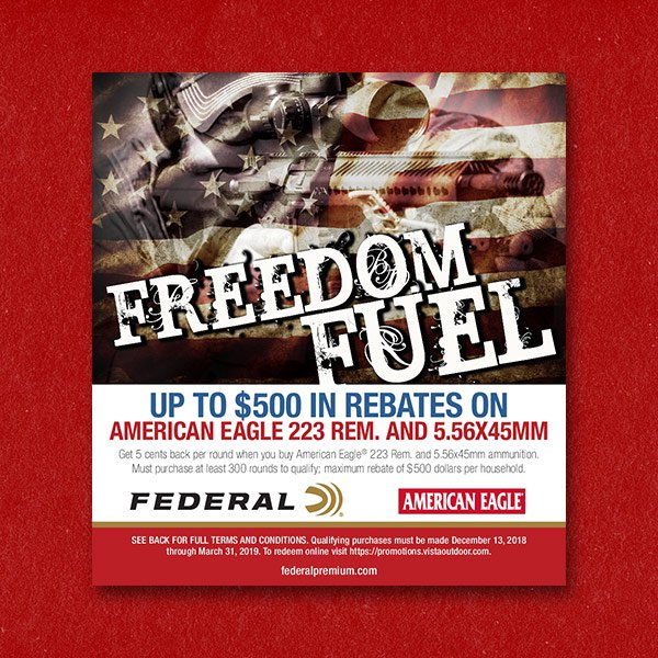 American Eagle Rebate >> Smoky Mountain Knife Works New Year New Ammo Deals Milled