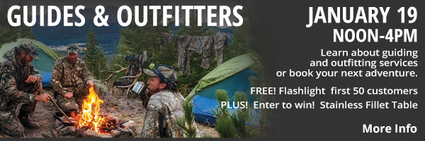 Guides & Outriggers Event