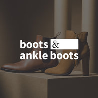 Boots & Ankle Boots