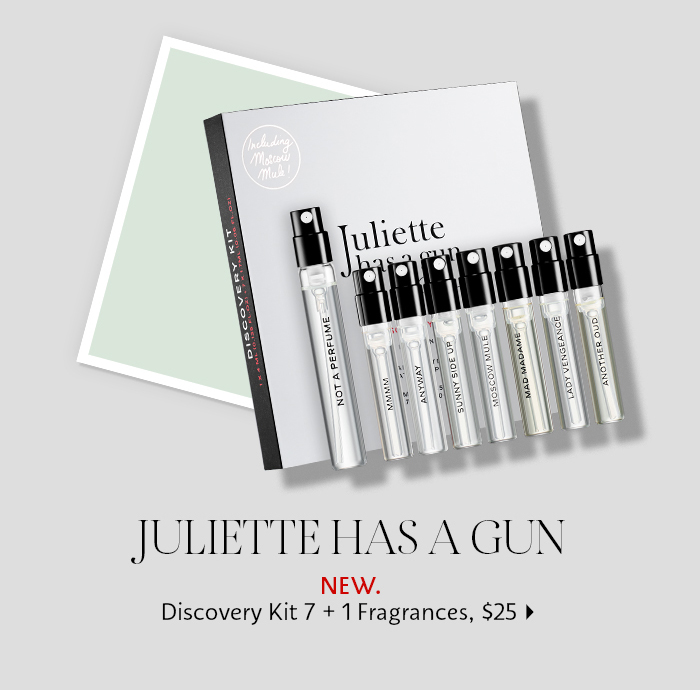 Juliette Has A Gun Discovery Kit 7 + 1 Frangrances