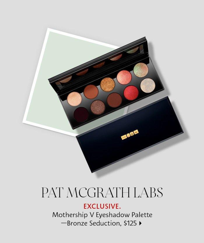 Pat McGrath Labs Mothership V Eyeshadow Palette - Bronze Seduction