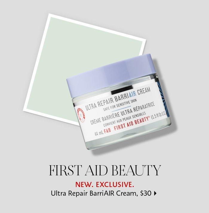 First Aid Beauty Ultra Repair BARRIAIR Cream