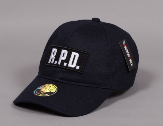 1fe3d77b62562 Image of Resident Evil 2  Official Police Business RPD Cap Preorder