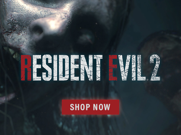 8856aa251609b Merchoid Limited  Resident Evil 2 Merchandise