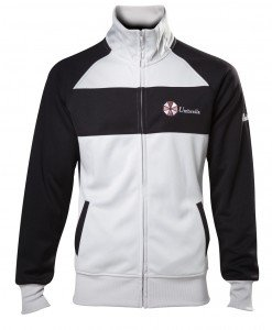 3becfd6032a0c Image of Resident Evil  Umbrella Operative Track Jacket Preorder