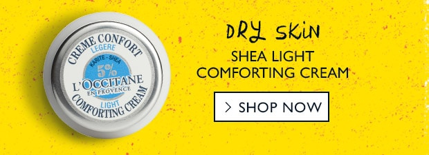 FREE Shea Light Comforting Cream*