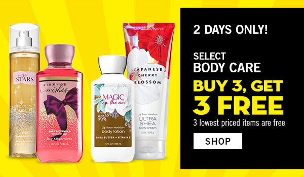 Today Only! In Store Only! $3 Select Hand Soaps - SHOP