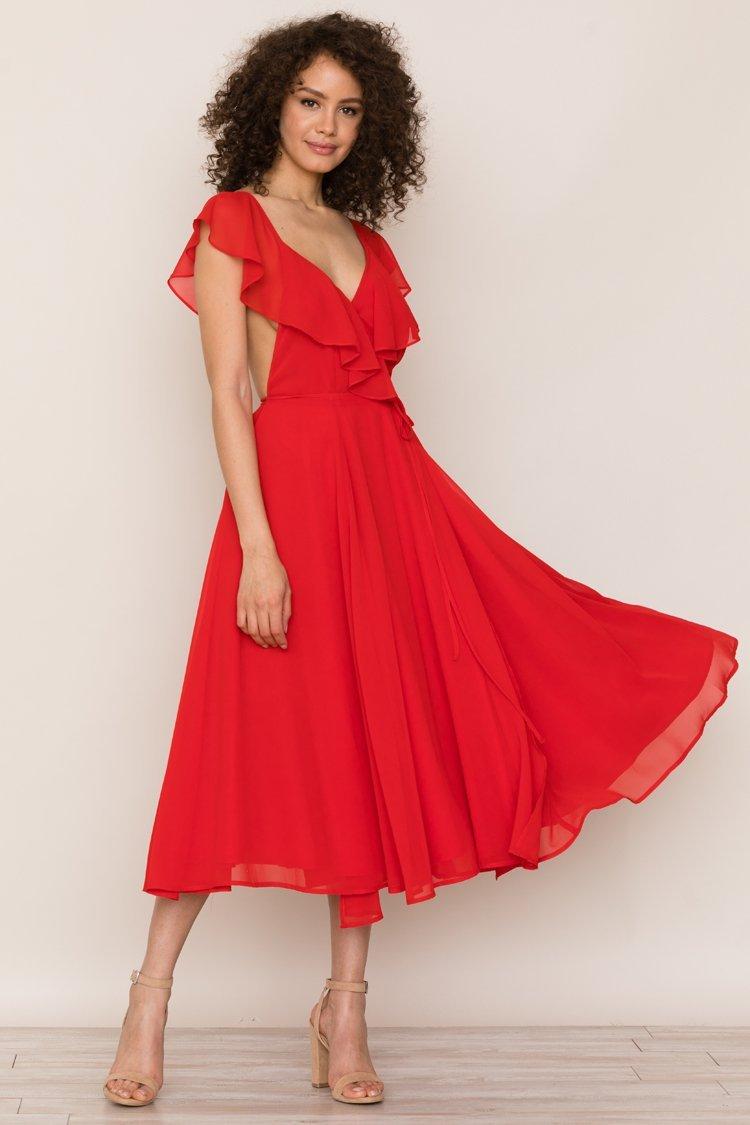 Image of Bouquet Dress