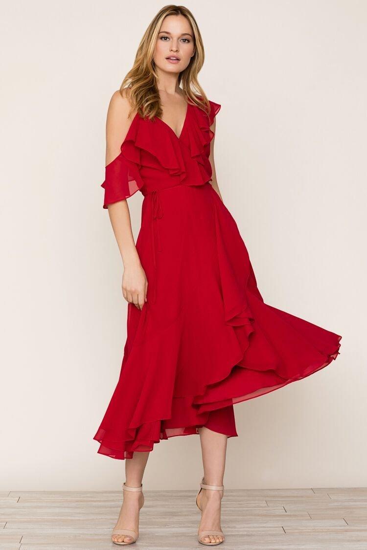 Image of Romance Me Dress