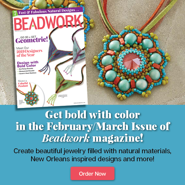 Beadwork February March 2019 Issue