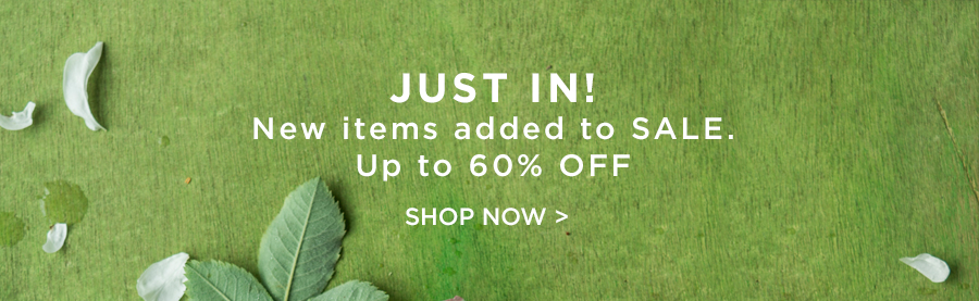 Clearance Event - Up to 60% OFF