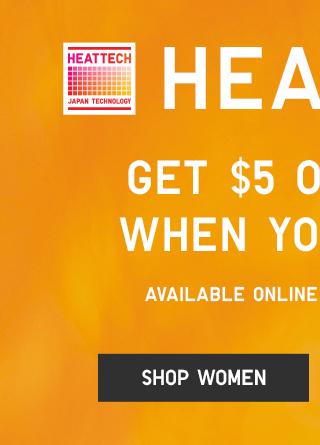 GET $5 OFF EACH WHEN YOU BUY 2+ - SHOP WOMEN
