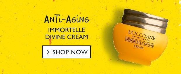 FREE Immortelle Divine Cream*