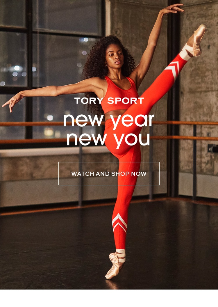 New Year, New You - watch and shop now