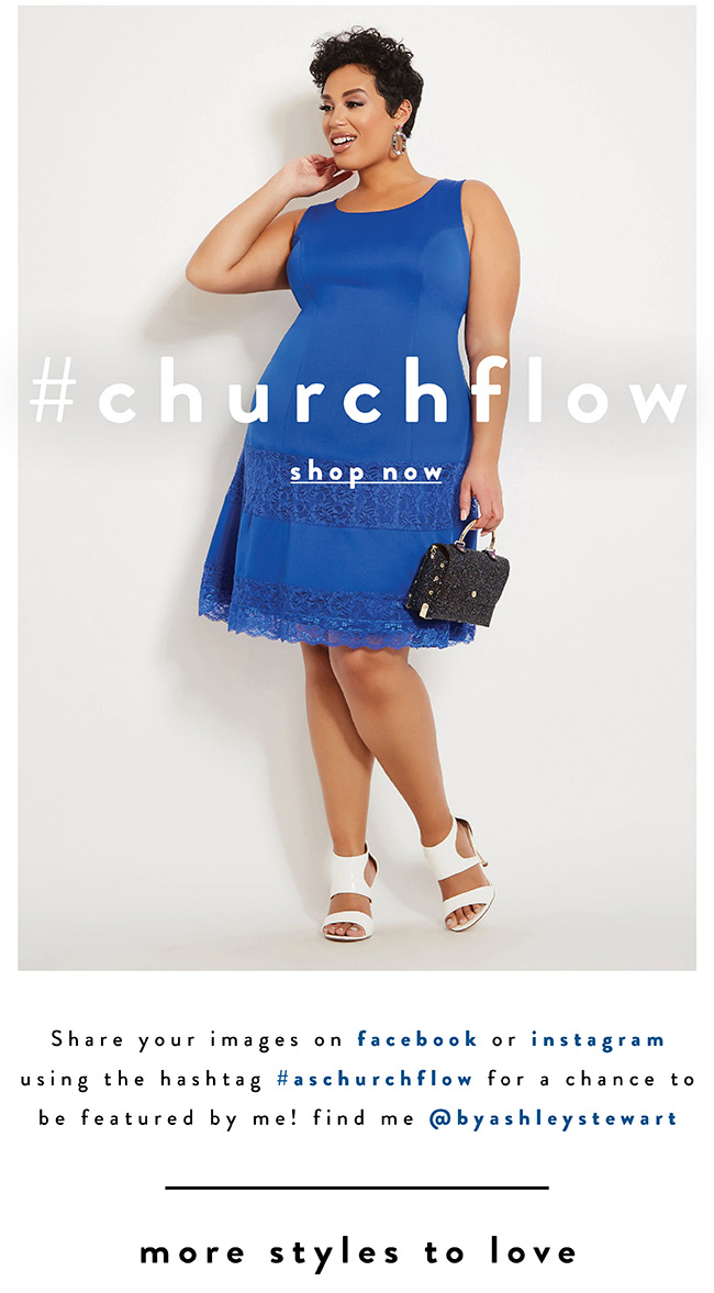 Share your images on facebook or instagram using the hashtag #churchflow for a chance to be featured by me! - Shop Now