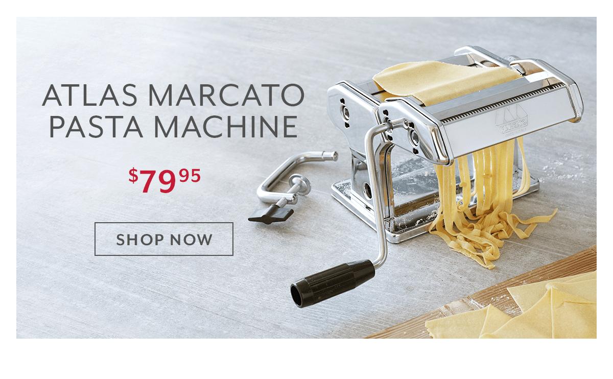 Atlas Marcata Pasta Machine